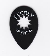 EVERLY BROTHERS 10 POINT STAR LOGO NYLON GUITAR PICK
