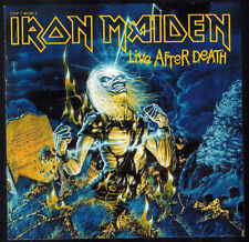 IRON MAIDEN - Live After Death (CD 1985) Capitol DIDX 940