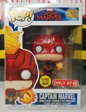 Il CAPITANO MARVEL #425 FUNKO POP il Capitano MARVEL Film MARVEL Figura-Nuovo di Zecca