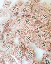 Wedding Confetti Toss bag Biodegradable Petal - READY TO USE
