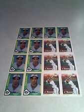 *****Carlos Diaz*****  Lot of 38 cards.....3 DIFFERENT / DOB: 12-24-1964 / C