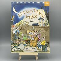 Piano Time Jazz: Book 2 - Music Sheet Book By Pauline Hall