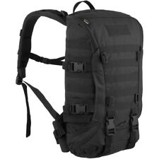 Wisport ZipperFox 25L Tactical Security MOLLE Backpack Police Cordura Pack Black