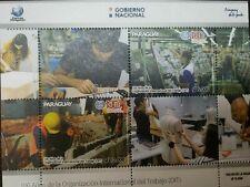 O) 2019 PARAGUAY,INTERNATIONAL LABOR ORGANIZATION - OIT,WORKERS -BUILDING -MAK
