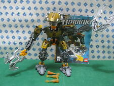 LEGO Bionicle  8918     BARRAKI  KARAPAR    Completo  + istruzioni