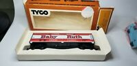 Vintage Tyco BABY RUTH Candy 40' Billboard Reefer 5342 HO Scale Train Box Car