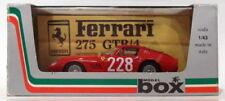 Voitures miniatures de tourisme avec support pour Ferrari 1:43