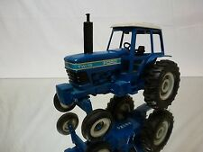 ERTL TRACTOR FORD TW-15 - BLUE 1:32? - GOOD CONDITION
