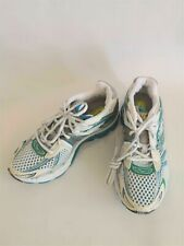 NEW Saucony Progrid TR-7 Women USA Size 7M White/Blue Running Shoes
