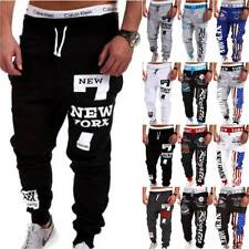 TONSEE Mens Classic Relaxed Fit Shorts Sports Running Hip Hop Trousers Casual Sports Cropped Cotton Blend Pant