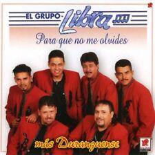 El Grupo Libra para que No me Olvides Mas Duranguense CD New Nuevo Sealed