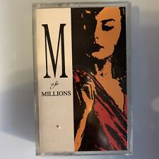 The Millions M Is For millions (Cassette)