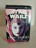 Star Wars Episode I The Phantom Menace By Terry Brooks On Audio Cassette 1999