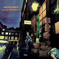 DAVID BOWIE The Rise & Fall Of Ziggy Stardust Vinyl LP REMASTERED NEW SEALED