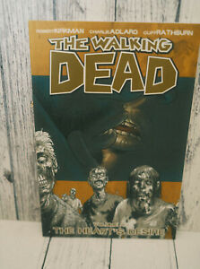 THE WALKING DEAD GRAPHIC COMIC VOLUME 4 THE HEART'S DESIRE GOOD CONDITION