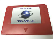 Sega Pseudo Saturn V6.314 1M 4M All in one 8M Save RAM backup Action replay FAST