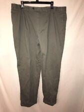 RALPH LAUREN Gray Mens Dress Pants Slacks 44 X 30