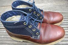 "Boots, ""Timberland"", Gr. 45 braun/blau"