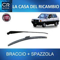 BRACCIO TERGI FIAT PANDA DAL 86 AL 2003 TERGICRISTALLO ANTERIORE CON SPAZZOLA