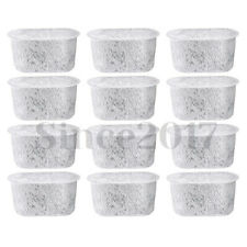 12 Replace Filters Sealed Cuisinart Coffee Maker Charcoal Water filter DCC-RWF