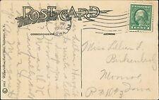 Lillian L Birkenholz. Monroe, Iowa 1916    JD393
