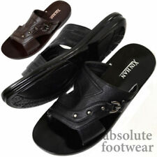 Synthetic Leather Slip On Solid Shoes for Men