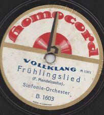Sinfonie-Orchester 1926 : Barcarole aus Hoffmanns Erzählungen