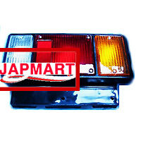 ISUZU N SERIES NKR58  1987-94 REAR TAIL LAMP ASSEMBLY 8070JMR2