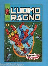 SUPER EROI - L'UOMO RAGNO - CORNO -N.128- 27 MARZO 1975 - NON DI RESA