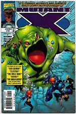 Mutant X #9 Marvel Comics 1999  VF