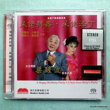 Leung Sing-Bo RARE German SACD NEW A Happy Birthday Party 梁醒波 呆佬拜壽 呆佬添丁 白鳳英 CD