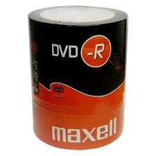 DVD-R 16x Maxell Bobina 100 uds