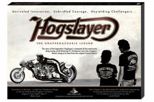HOGSLAYER The Unapproachable Legend DVD ~ Vintage Norton Motorcycle Drag Racing