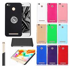 For Xiaomi Redmi 3S 3Pro Mi 3X Matte Rubberized Snap On hard case back cover