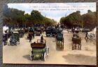 CPA. PARIS. 75 - Avenue Champs Elysées. 1920. Vers Place de la Concorde.