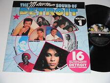 The Motor-town Sound Of Detroit Volume 1 LP