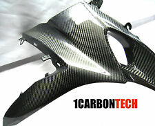 07 08 2007 2008 SUZUKI GSXR 1000 CARBON FIBER RAM AIR INTAKE COVERS