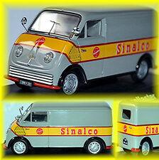 DKW F89 L Quick Aster Box 1949-54 Sinalco Gray Gray 1:43 Schuco