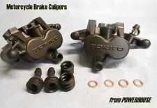 Kawasaki ZR-7 F1 F2 F3 front brake calipers refurbished exchange 1999 2000 2001