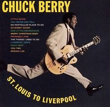 St. Louis to Liverpool [Remaster] by Chuck Berry (CD, Apr-2004, Chess (USA))