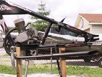 Schwinn OCC Chopper Bicycle Exhaust Quiet