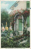 Postcard Three Graces Nantucket Island Massachusetts