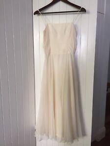 Rare Vintage Retro 70's Katies Spaghetti Strap Disco Dress