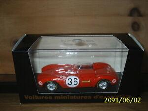 1:43 Brumm - LANCIA D 24  Panamerica Mexico (J. Fangio) 1953