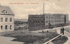 Brambach Vogtland Trikotagenfabrik Postkarte