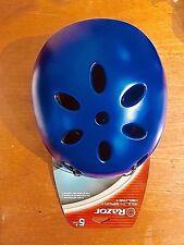 Brand New, Razor Satin Blue V17 Helmet, buy for your Child Safety Comes First