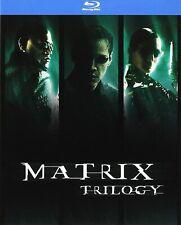 MATRIX [TRILOGY] [COFANETTO BLU-RAY 2008] [RARO] WARNER BROS