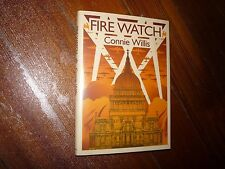 Fire Watch Connie Willis Signed Limited