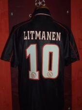 LITMANEN AJAX 1998-1999 MAGLIA SHIRT CALCIO FOOTBALL MAILLOT JERSEY SOCCER