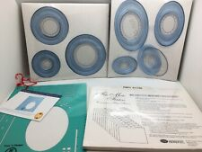 Creative Memories Circle & Oval Custom Cutting System & File Mate Folders Sealed